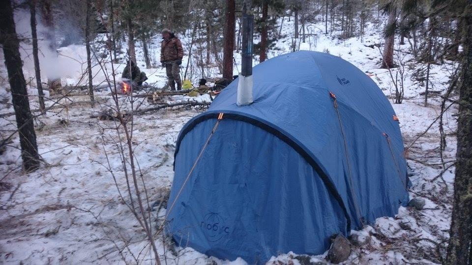 Как сделать летнюю палатку